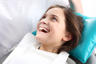 Kid Friendly Dentist